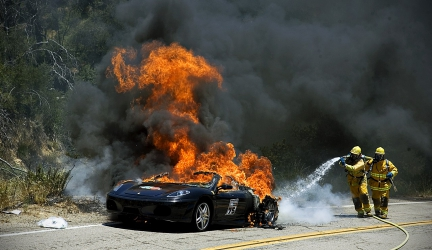 Is elektrisch rijden wel veilig?