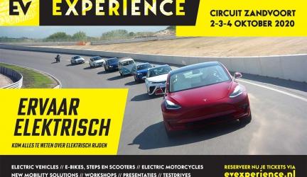 Elektrisch rijden op een formule 1 circuit