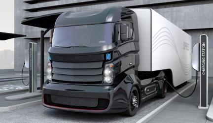 Elektrische vrachtwagens rijden straks ook in Nederlandse steden!