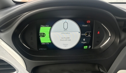 Top 5 actieradius elektrische auto's onder de 40-duizend euro