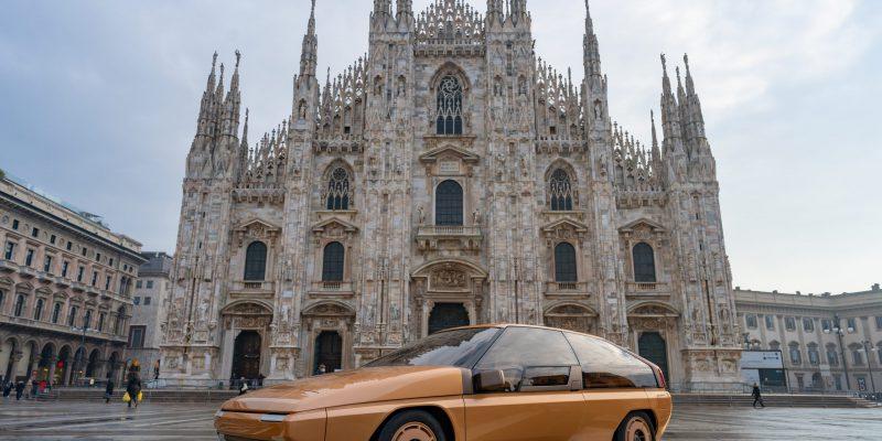 Mazda MX-30 zorgt voor de hergeboorte van Italiaans-Japanse creatie
