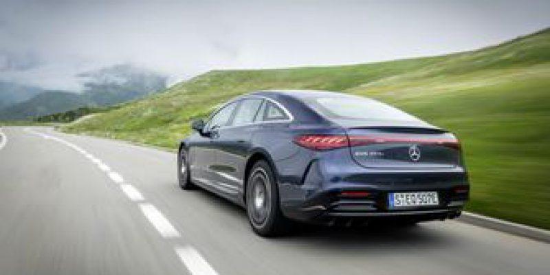 Review Mercedes-Benz EQS: de beste elektrische auto ter wereld?