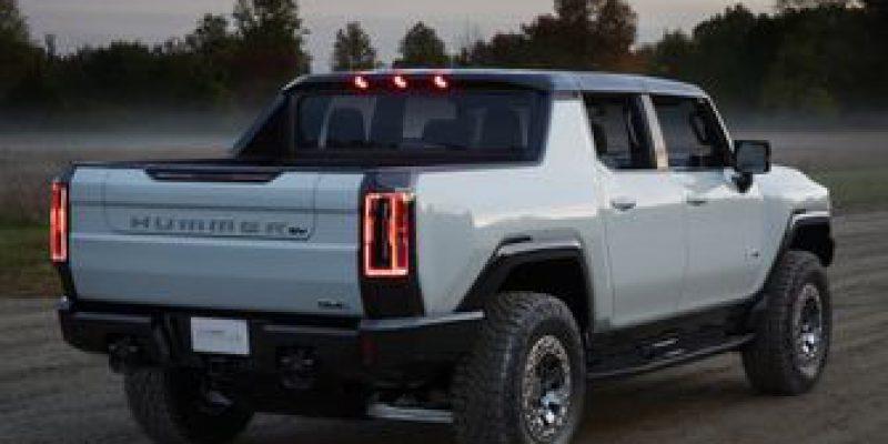 GMC laat de elektrische Hummer niet in zijn eentje staan