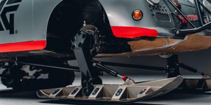 Porsche 356A op monstermissie tegen mensen- en kinderhandel